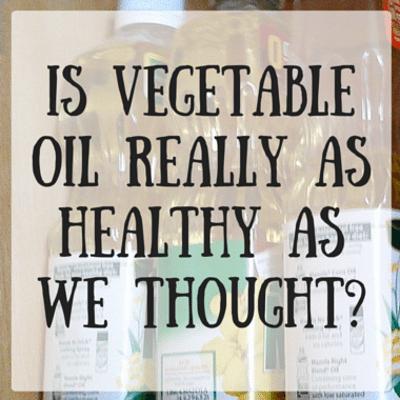 Dr Oz: Vegetable Oil Health Danger + How It's Made & Alternatives