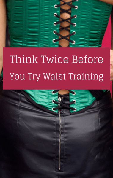 Dr Oz: Waist Training Dangers + Ribs Removed For 16-Inch Waist