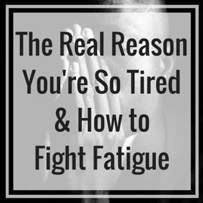 Dr Oz: Chronic Fatigue + B Vitamins & Morning Routine For Energy
