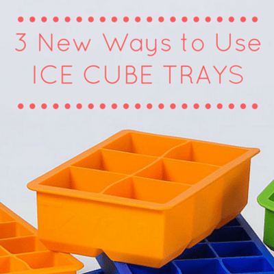 Dr Oz: New Uses For Ice Cube Trays + Freezer Meal Prep Tips