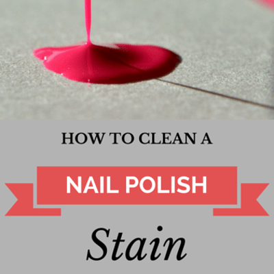 Dr Oz: Cleaning Hacks + Remove Nail Polish Stain & Clean Shoes