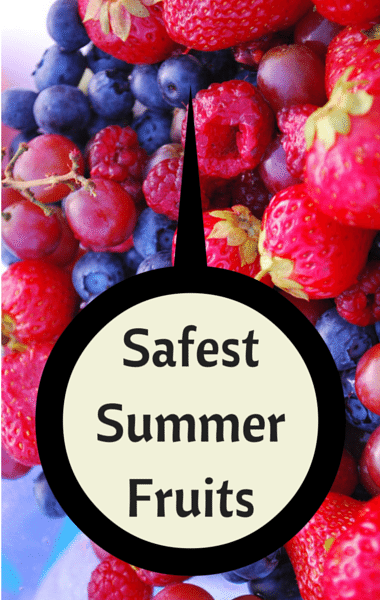 Dr Oz: Summer Fruit & Pesticide Residue + Sugar Making You Fat?