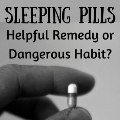 Dr Oz: Sleeping Pill Addiction + Dangerous Side Effects & Safety