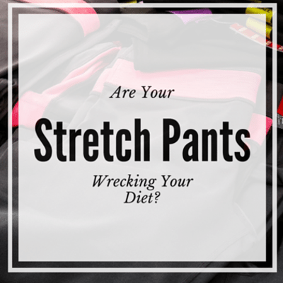Dr Oz: Stretch Pants Weight Gain + Yoga Pants & Unhealthy Choices