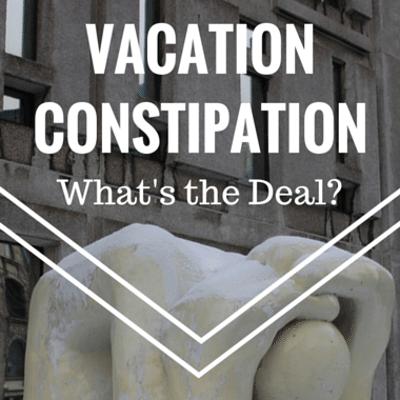 Dr Oz: Vacation Constipation Prevention & Relief + Diarrhea Fix