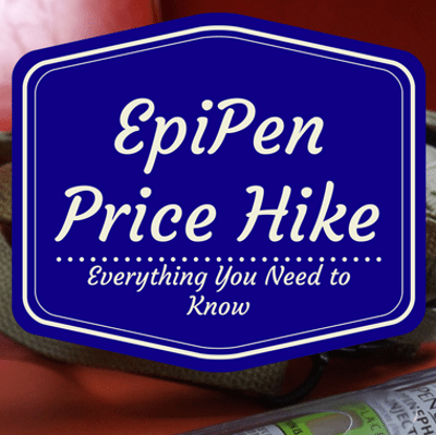 Dr Oz: Backlash Over EpiPen Price Increase + Prescription Costs