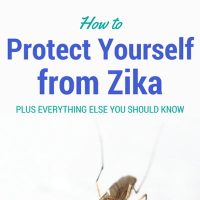 Dr Oz: Terrified Of Zika + Funding For Research & Protection