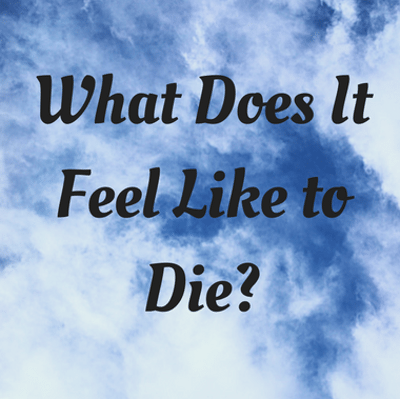 Dr Oz: Last 7 Minutes Of Life + What It Feels Like When You Die