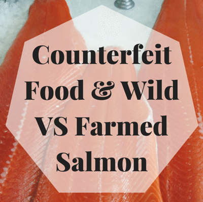 Dr Oz: Wild VS Farmed Salmon + Counterfeit Parmesan & Olive Oil