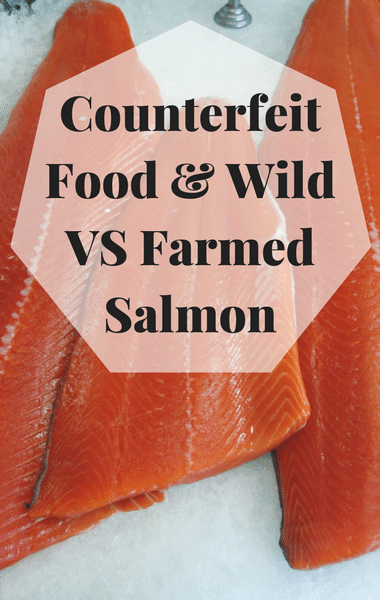 Dr Oz: Wild VS Farmed Salmon + Counterfeit Parmesan & Olive Oil