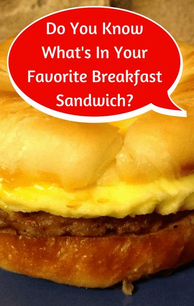 Dr Oz: Fast Food Breakfast Sandwiches + Healthiest & Tastiest