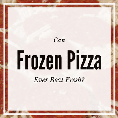 Dr Oz: Healthy Frozen Pizza Taste Test + How To Heat Leftovers