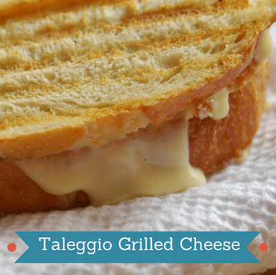 Dr Oz: St Jude Thanks In Giving Program + Taleggio Grilled Cheese