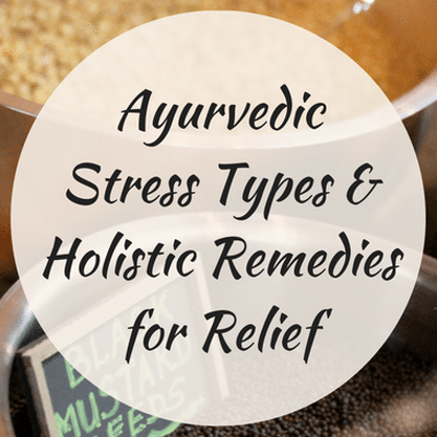 Dr Oz: Ayurveda Body & Stress Type + Holistic Remedies For Relief