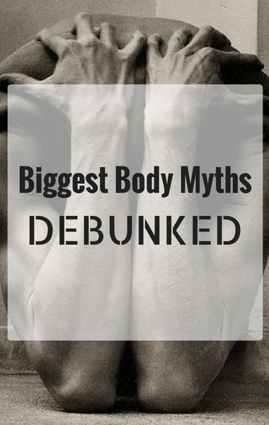 Dr Oz: Body Myths Debunked + Fiber & Bloating + Cellulite Remedy