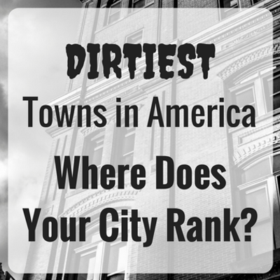Dr Oz: Dirtiest Cities In America + Popular Germ-Infested Spots