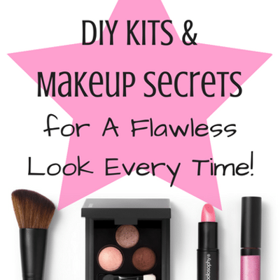 Dr Oz: Homemade Makeup Kits + Beauty Secrets & Number 7 Serum