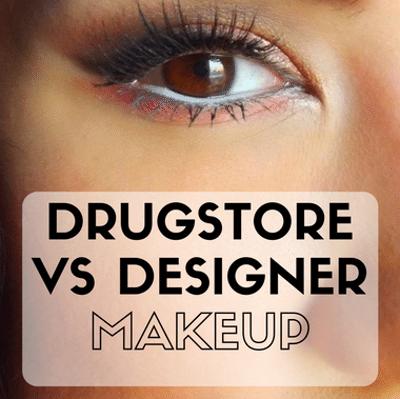 Dr Oz: Drug Store VS Designer Makeup + Save Or Splurge?
