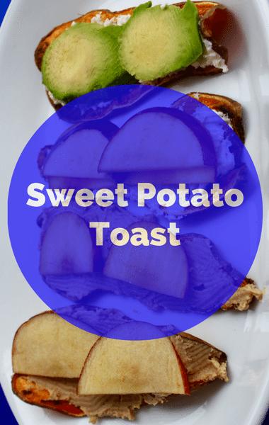 Dr Oz: Sweet Potato Toast + Health Food & 2017 Trends