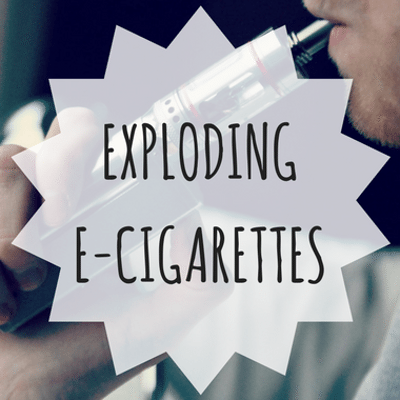 Dr Oz: Exploding E-Cigarettes + Device Safety Warning & Risks