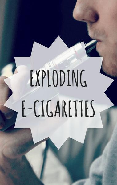 Dr Oz: Exploding E-Cigarettes + Device Safety Warning & Risks