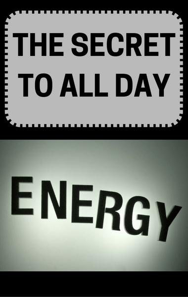 Dr Oz: How To Increase Energy All Day Long + Routine & Hacks