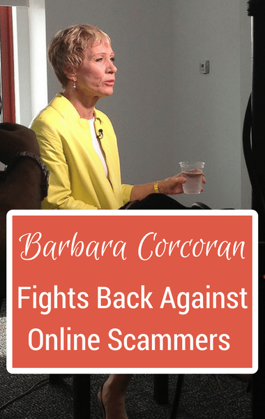 Dr Oz: Barbara Corcoran Confronts Online Scammers + Fake Ads