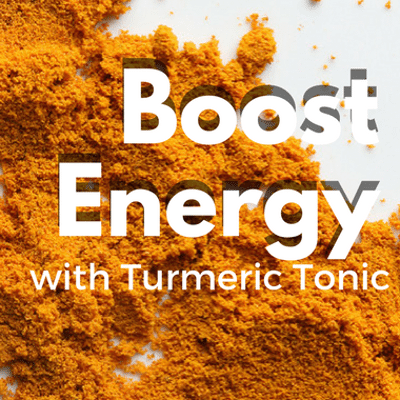 Dr Oz: Turmeric Tonic For More Energy + Powdered Mushrooms