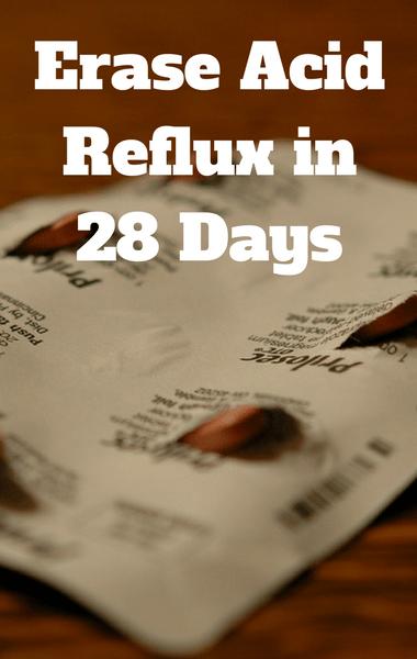 Dr Oz: Erase Acid Reflux In 28 Days + Symptoms & Diet Changes
