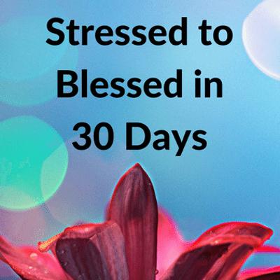 Dr Oz: Blessed 30 Challenge + Negatives Into Positives & Forgive