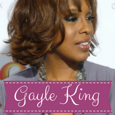 Dr Oz: Gayle King Weight Loss + Cheat Food & CBS This Morning
