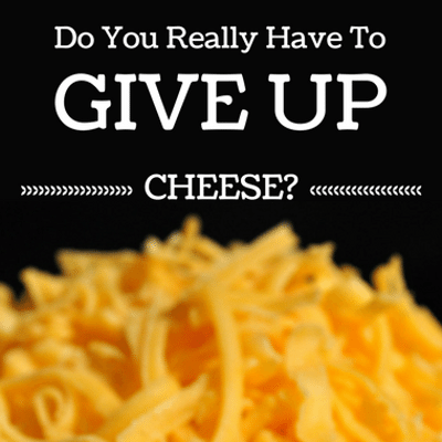 Dr Oz: Should You Give Up Cheese? + Non-Dairy Cheese Alternatives