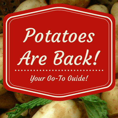 Dr Oz: Healthy Ways To Enjoy Potatoes + Shopping & Cooking Guide