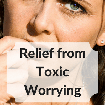 Dr Oz: Tackle Toxic Anxiety + Worrying Type Quiz & Easy Solutions