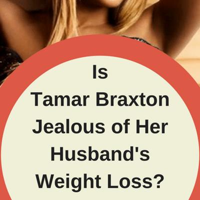 Dr Oz: Tamar Braxton, Vince Herbert Weight Loss & Health Scare