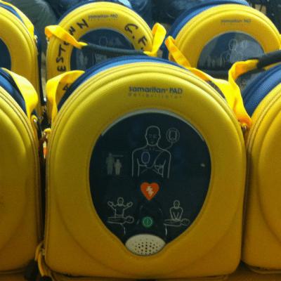 Dr Oz: AED Law for Gyms & Bob Harper's State Representative List