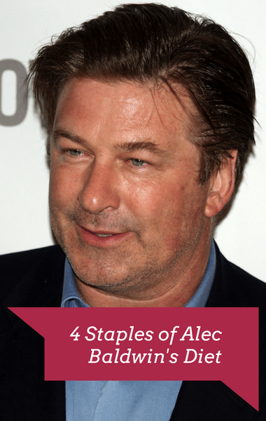 Dr Oz: Baldwin Family Diet Staples + Alec Baldwin Blood Sugar