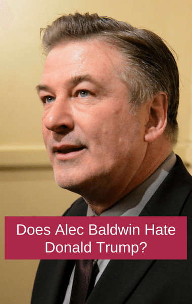 Dr Oz: Does Alec Baldwin Hate Donald Trump? + SNL Impersonations