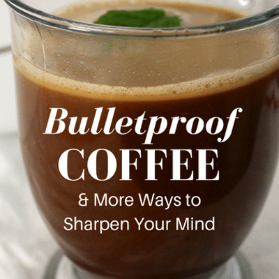 Dr Oz: Brain Strength + Bulletproof Coffee, Saturated Fat