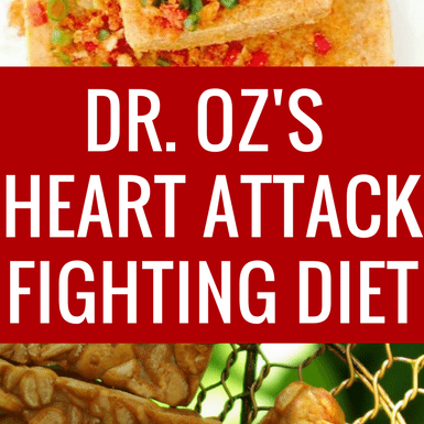 Dr Oz: Bob Harper's LPA or Lipoprotein(A) Diet & Why Paleo's BAD