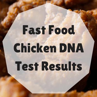 Dr Oz: Subway's Chicken DNA Food Test vs Fast Food Restaurants