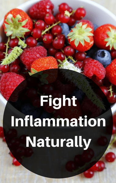 Dr Oz: Foods To Fight Inflammation + Dark Fruit & DIY Trail Mix