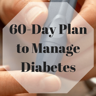 Dr Oz: 60 Day Diabetes Take-Charge Challenge + Contour Next One Monitor