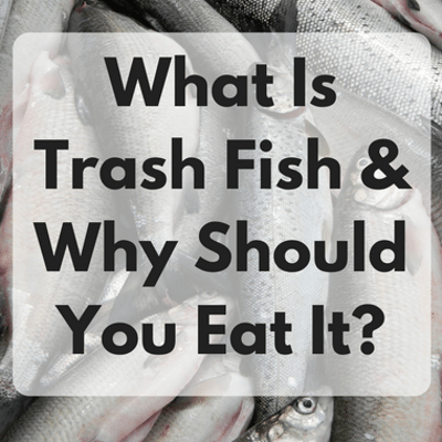 Dr Oz: Trash Fish & Under Loved Fish Map, Guide & Monkfish Recipe