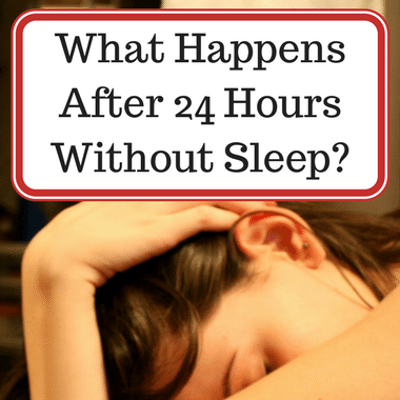 Dr Oz: Can You Survive a Day With No Sleep & How To Recover