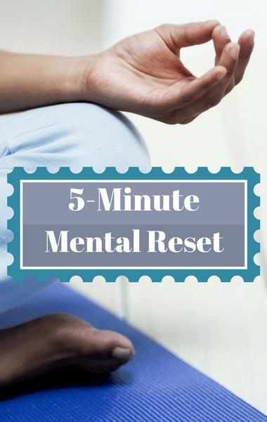 Dr Oz Mindful Monday: 5-Minute Mental Health Reset