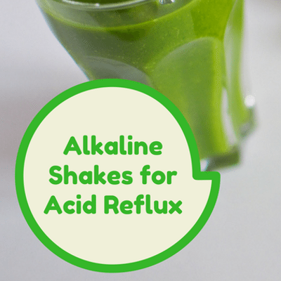 Dr Oz: Acid Reflux Purple Shake & Green Shake Alkaline Recipes