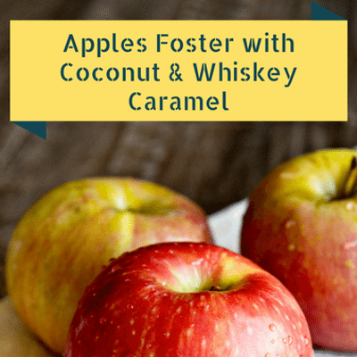 Dr Oz: Apple Foster & Whiskey Caramel Recipe Stops Sugar Addiction