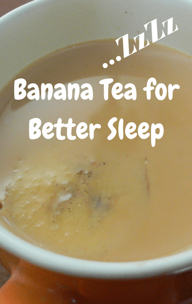 Dr Oz: Banana Tea Recipe & 3 Remedies To Sleep Better At Night