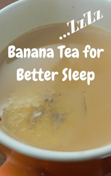 Dr Oz: Banana Tea Recipe & 3 Remedies To Sleep Better At Night